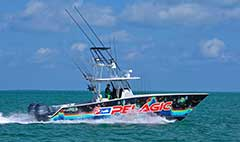 Florida Fishing Charters Boat