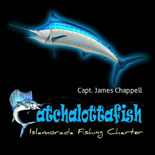 Catchalottafish Fishing Charters Logo