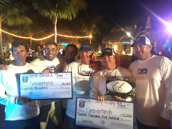Islamorada, Florida Keys, Tournament charter fishing trip